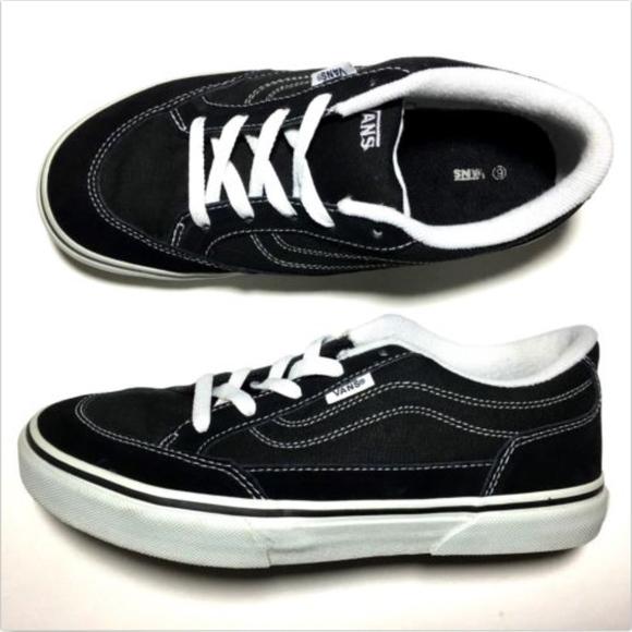 465ac8c697e2b9 Vans Bearcat Skate Shoe Black White M 6   W 7.5. M 5af9bbf02ab8c58c3bc1f802